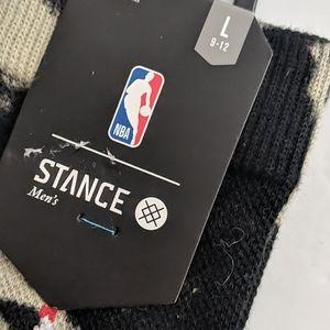 Stance Underwear & Socks - Stance Chicago bulls acid wash socks large New